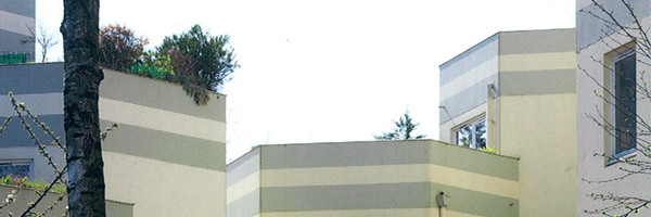 Divers projets de l'agence Philippe Roux Architecte mentionnés dans l'ouvrage Parcours du patrimoine : Hérouville-Saint-Clair, laboratoire d'architecture, Éditions Lieux Dits, 2010