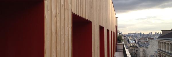 Restructuration de deux immeubles pour la création de 18 logements sociaux, rue de Turgot à Paris 9e