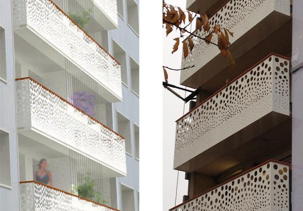 Réhabilitation et résidentialisation de 194 logements rue Maurice Arnoult à Montrouge
