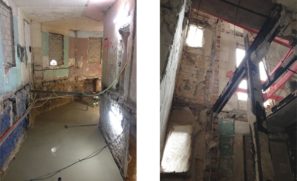 Rénovation d'un immeuble Haussmannien boulevard de Poniatowski à Paris 12e, lauréat de la consultation lancée par l'État auprès de bailleurs