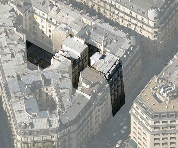 Transformation de bureaux en logements paris e